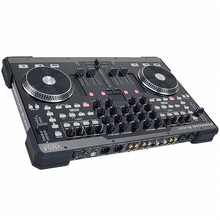 AMERICAN AUDIO - American Audio VMS4 MIDI DJ Controller (B-STOCK)