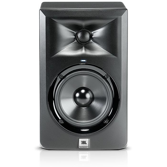 JBL - JBL LSR305 Two Way Active Studio Monitor (single, black)