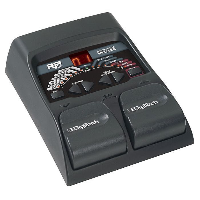 DIGITECH - Digitech RP55 Amp Modelling & Multi Effects Pedal For Guitar (B-STOCK)