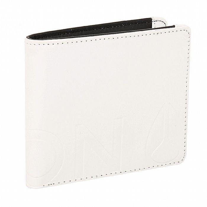 NIXON - Nixon Rubber Big Bill Fuller Bi Fold Coin Wallet (white) (B-STOCK)