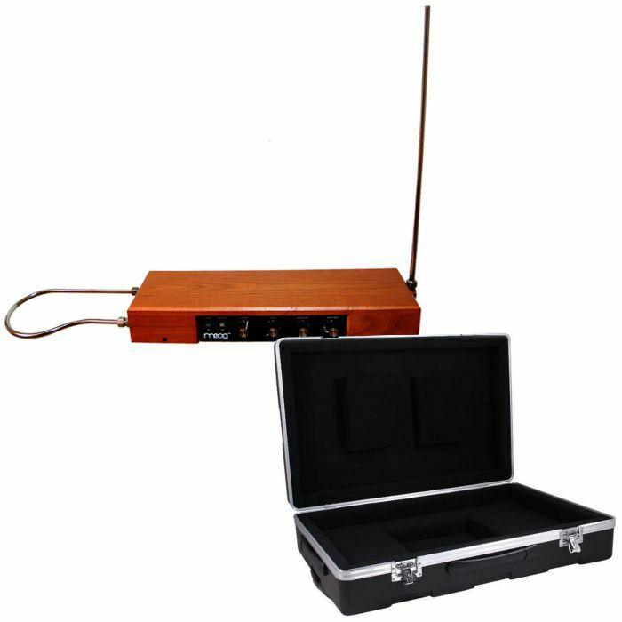 MOOG - Moog Etherwave Theremin Standard Assembled (ash) + Moog Etherwave Hard Case (SPECIAL LOW PRICE BUNDLE)