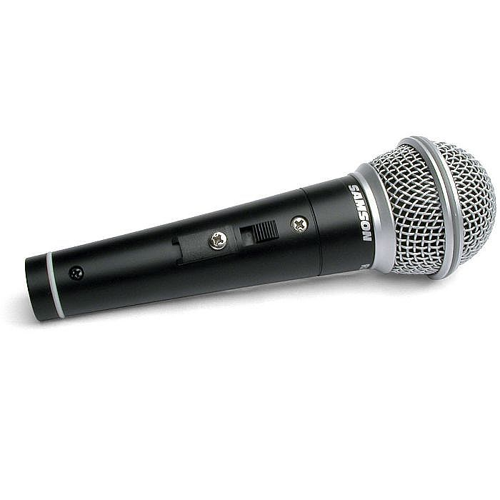 SAMSON - Samson R21S Dynamic Microphone With Switch And XLR Cable Included