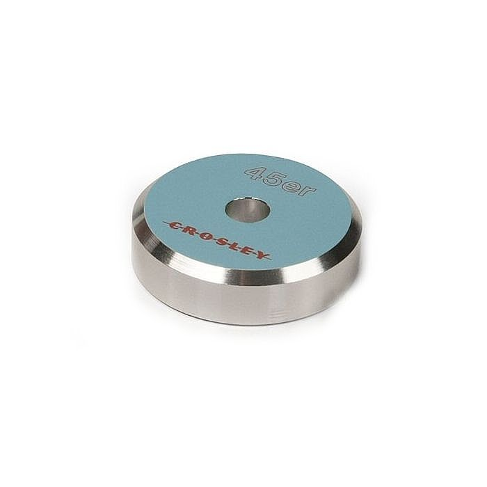 CROSLEY - Crosley CR9100A 45'er Aluminum Adaptor (turquoise)