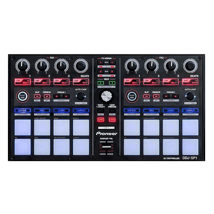 PIONEER - Pioneer DDJ SP1 Serato DJ Sub Controller (black)