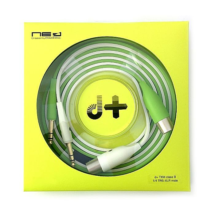 NEO - Neo d+ TXM Class B - TRS (male) To XLR (male) Audio Cable (2.0m, pair)