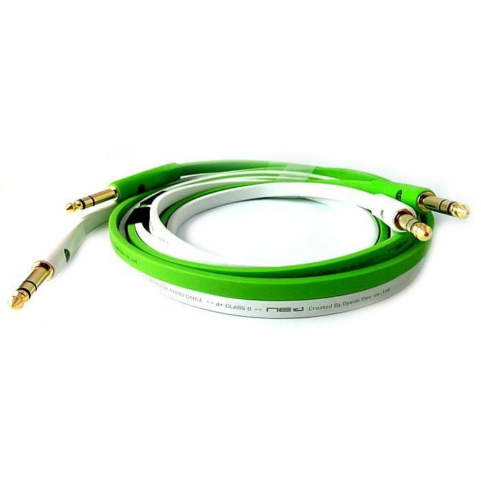 NEO - Neo d+ TRS Class B - TRS (male) To TRS (male) Audio Cable (1.0m, pair)