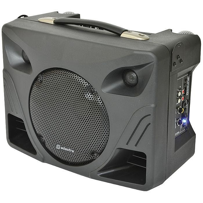 ADASTRA - Adastra DT50 Portable Desktop PA Unit With 2  VHF Handheld Microphones