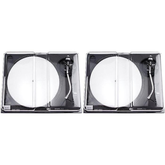 DECKSAVER - Decksaver Technics SL1200 / SL1210 Turntable Covers (pair)