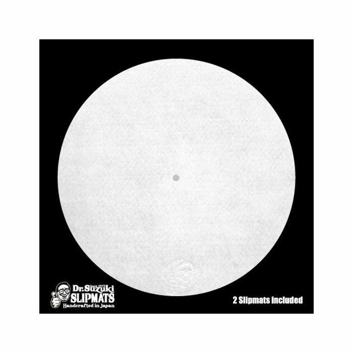 DR SUZUKI - Dr Suzuki Mix Edition 12 Inch Slipmats (white, pair)