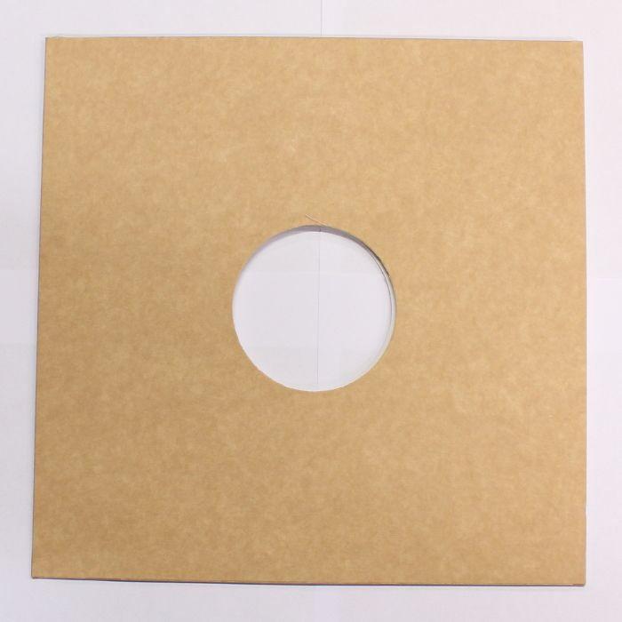 MUKATSUKU - Mukatsuku 12'' Manila Brown Card Spined Sleeve (25 Pack) *Juno Exclusive*