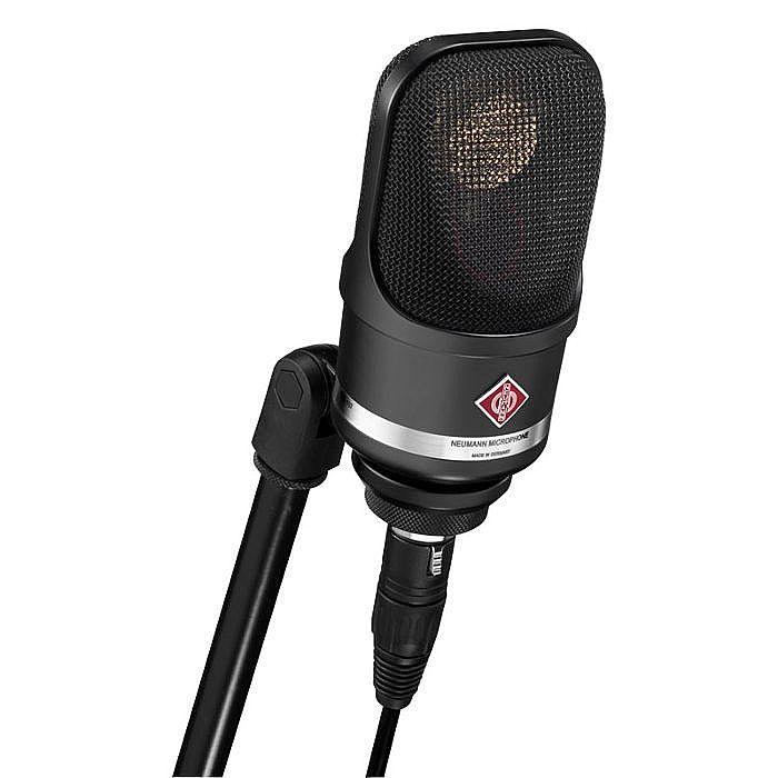 NEUMANN - Neumann TLM107 Large Diaphragm Microphone (black)