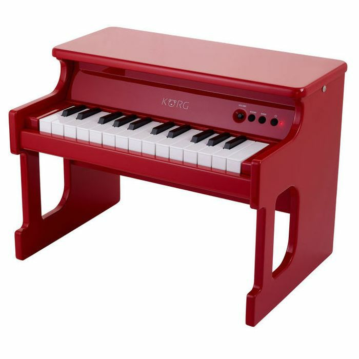 KORG - Korg TinyPiano Digital Toy Piano (red)