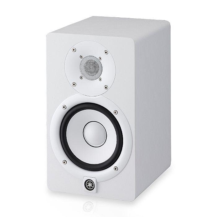YAMAHA - Yamaha HS5 Powered Studio Monitor (white, single, 230V ONLY)