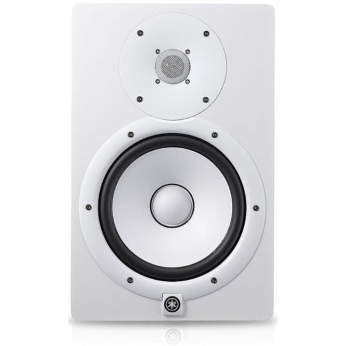 YAMAHA - Yamaha HS7 Powered Studio Monitor (white, single, 230V ONLY)