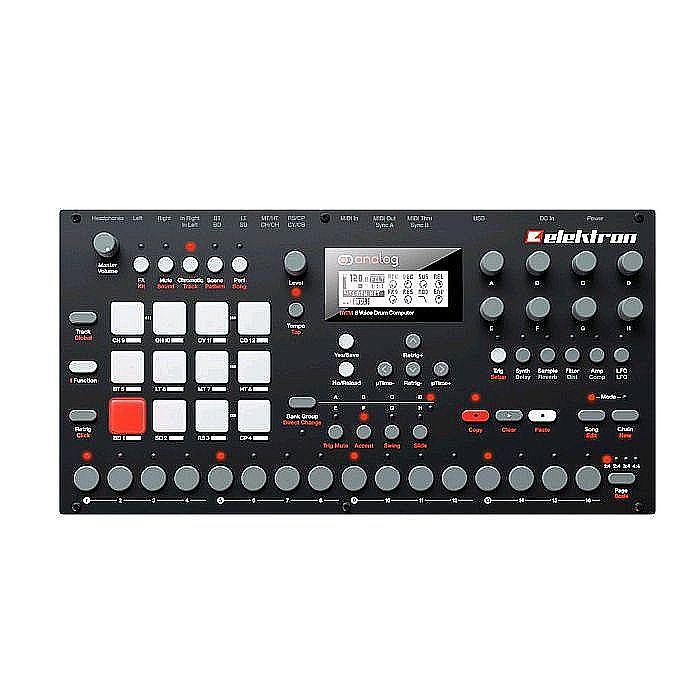 ELEKTRON - Elektron Analog Rytm Drum Machine