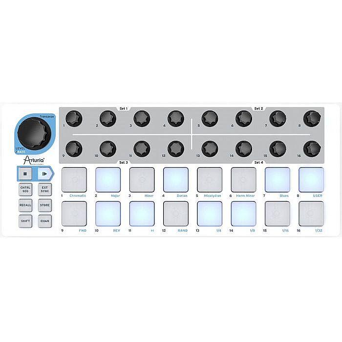 ARTURIA - Arturia Beatstep Step Sequencer & Controller