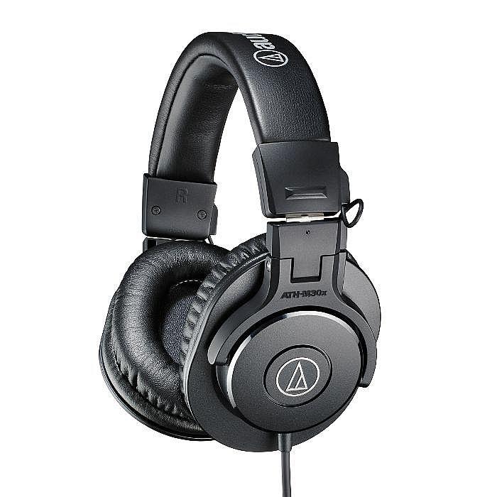 AUDIO TECHNICA - Audio Technica ATH-M30X Professional Monitor Headphones
