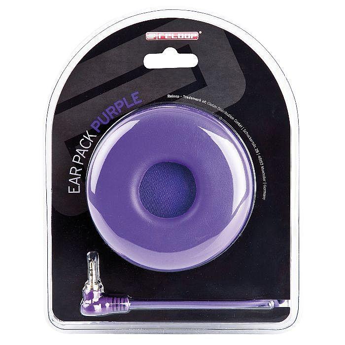 RELOOP - Reloop Ear Pack For Reloop RHP10/RH3500 Pro MkII/RH3500 Ltd Headphones (purple)