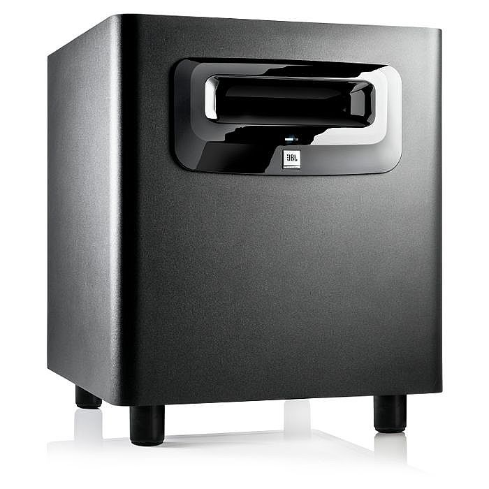 JBL - JBL LSR310S Powered Studio Subwoofer