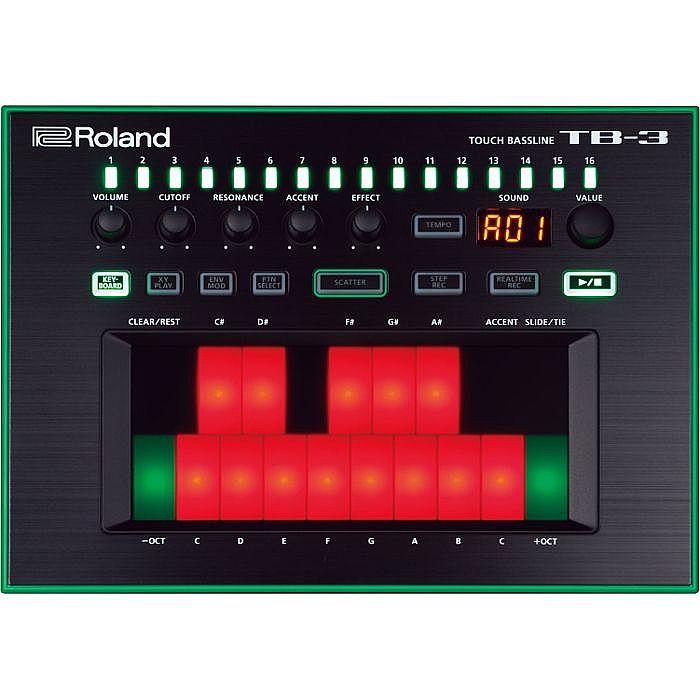 ROLAND - Roland Aira TB3 Touch Bassline