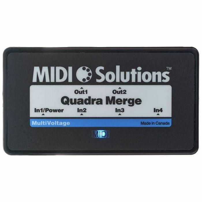 MIDI SOLUTIONS - MIDI Solutions Quadra Merge V2