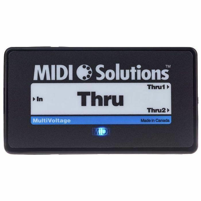 MIDI SOLUTIONS - MIDI Solutions Thru Box V2