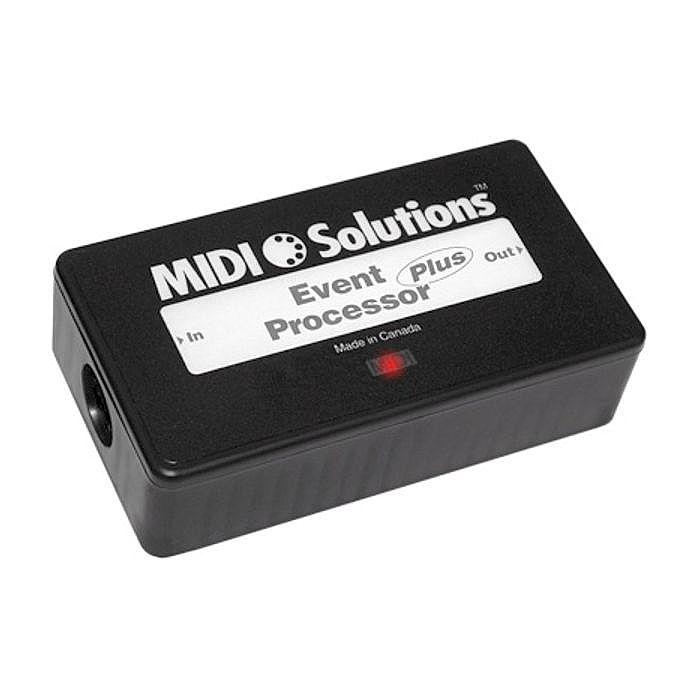MIDI SOLUTIONS - MIDI Solutions Event Processor Plus