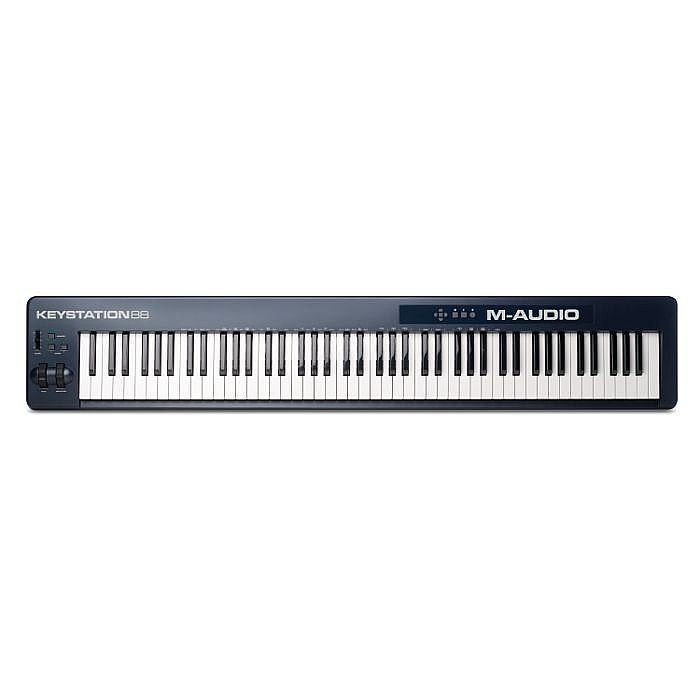 M AUDIO - M Audio Keystation 88 MkII USB MIDI Keyboard Controller With Ableton Live Lite Software