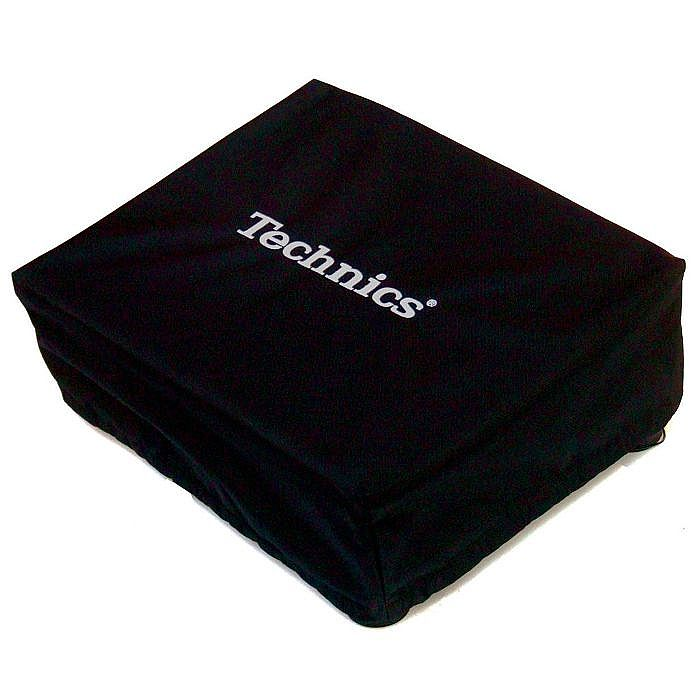 TECHNICS - Technics Universal Turntable Dust Cover (black with silver embroidery)