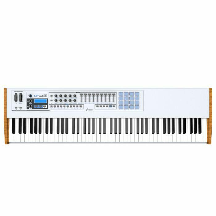 Arturia Keylab 88 Controller Keyboard + Analog Lab Synth Software