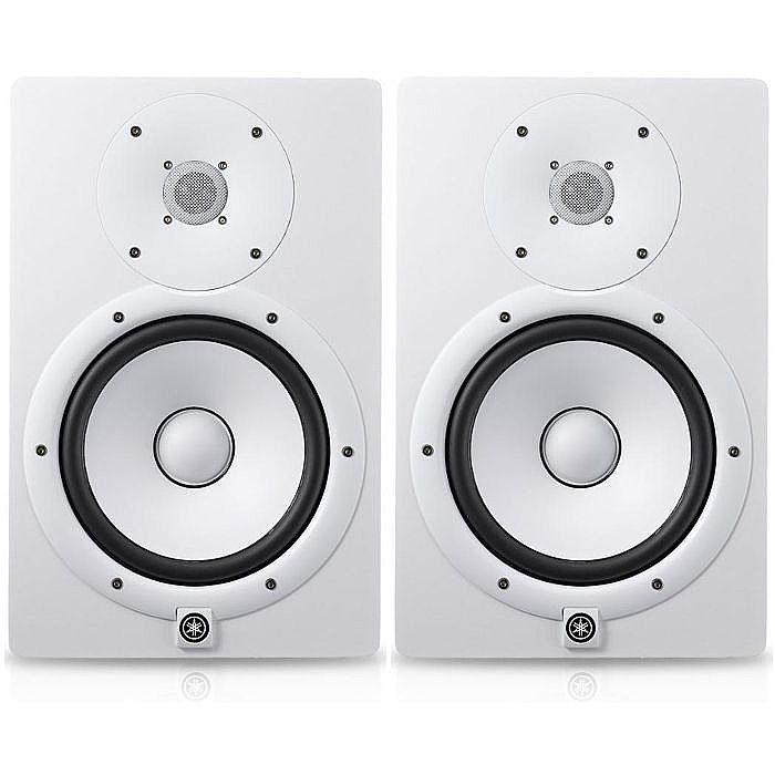 YAMAHA - Yamaha HS7 Powered Studio Monitors (white, pair, 230V ONLY)