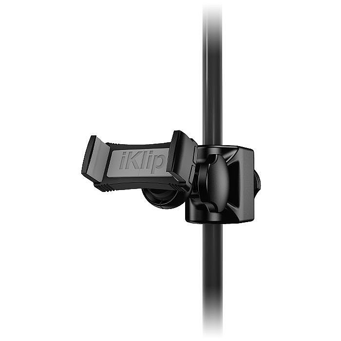 IK MULTIMEDIA - IK Multimedia iKlip Xpand Mini Universal Mic Stand Mount For Smartphones Up To 6 Inches