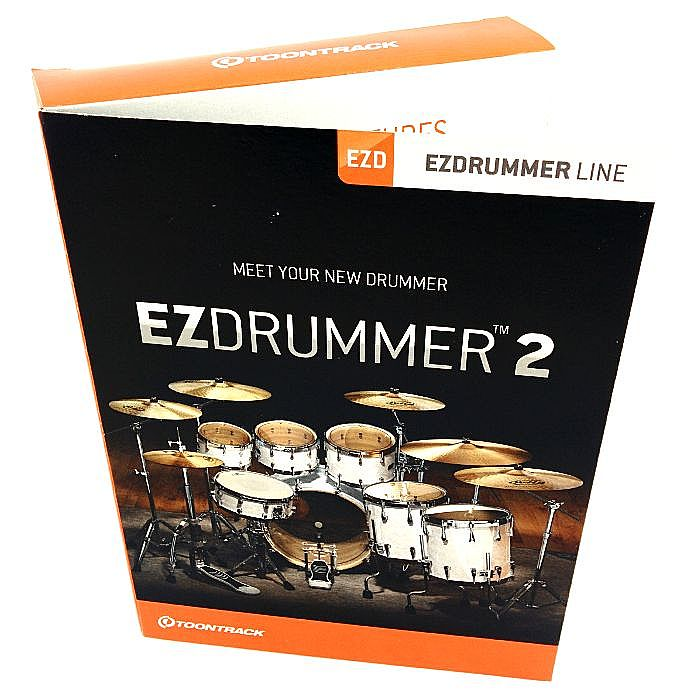 toontrack ezdrummer 2 drum production tool full version ebay. Black Bedroom Furniture Sets. Home Design Ideas
