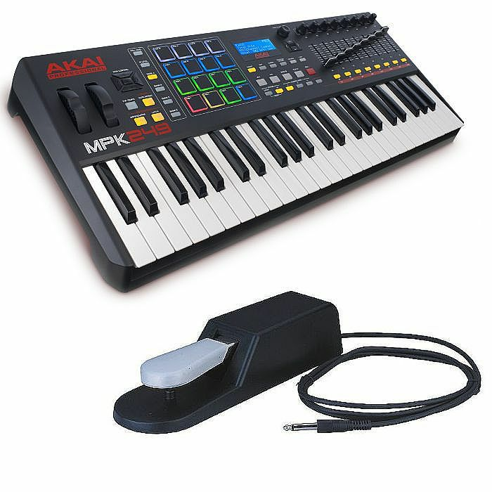 how to play keyboard pads