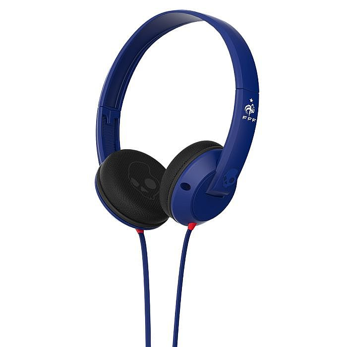 SKULLCANDY - Skullcandy Uprock World Cup 2014 Headphones With Mic (France)