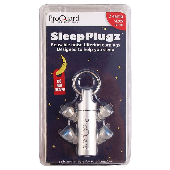 PROGUARD - Proguard Sleep Plugz High Noise Blocking Earplugs