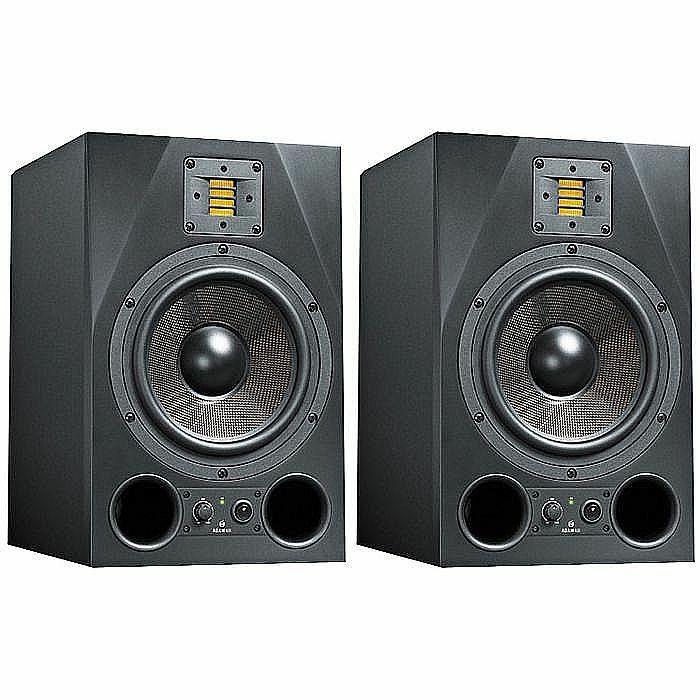 ADAM - Adam A8X Active Studio Monitors (pair, black)