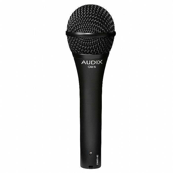 AUDIX - Audix OM6 Dynamic Vocal Microphone (B-STOCK)