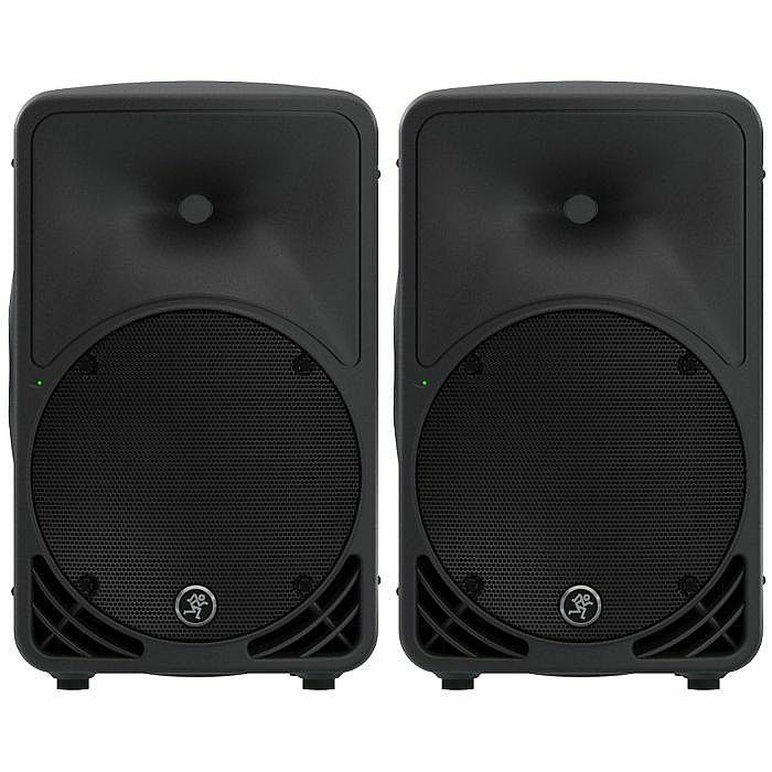 MACKIE - Mackie SRM350 V3 Active PA Speakers (pair, black)