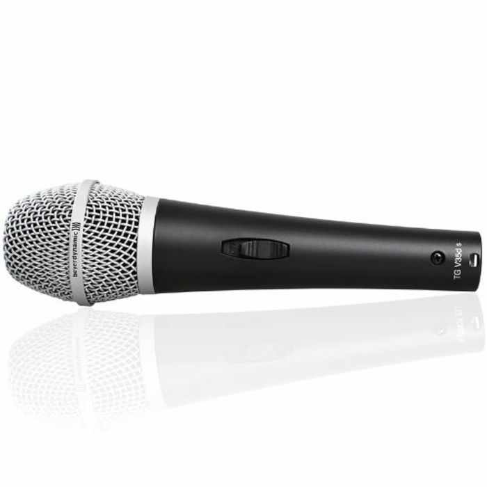 beyerdynamic tg v35d s supercardioid dynamic microphone with switch ebay. Black Bedroom Furniture Sets. Home Design Ideas