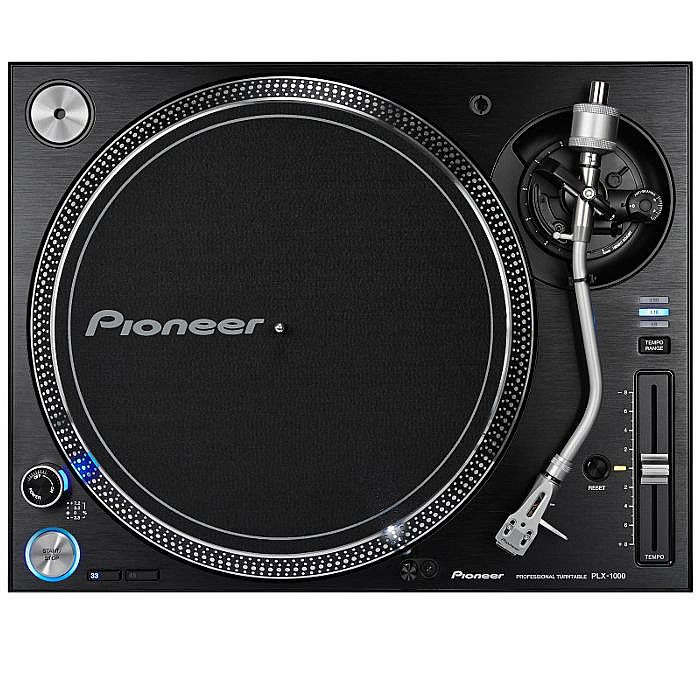 PIONEER - Pioneer PLX-1000 Direct Drive DJ Turntable