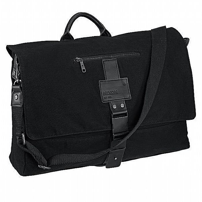NIXON - Nixon Voyager Messenger Courier Shoulder Bag (black) (B-STOCK)