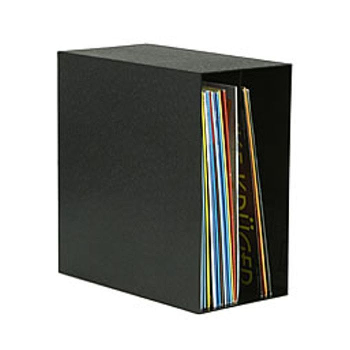 KNOSTI - Knosti Archifix Record Storage Box For 50 LPs (black)