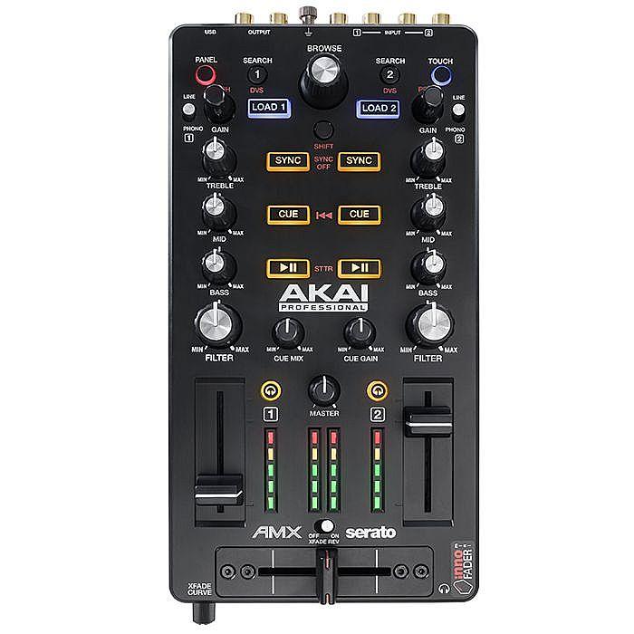 AKAI - Akai AMX DJ Controller With Serato DJ Software