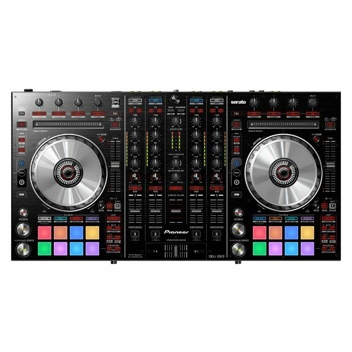PIONEER - Pioneer DDJ SX2 Performance DJ Controller With Serato DJ Software