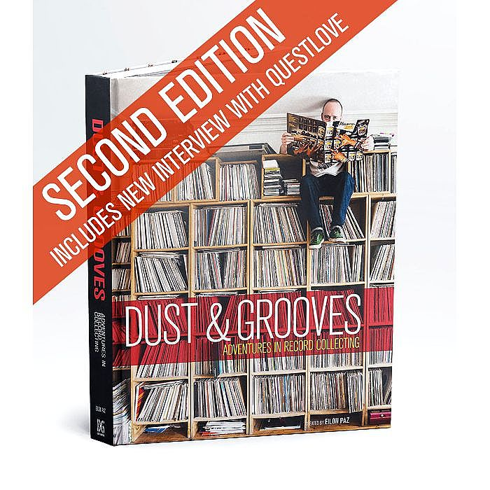PAZ, Eilon - Dust & Grooves: Adventures In Record Collecting - Second Edition