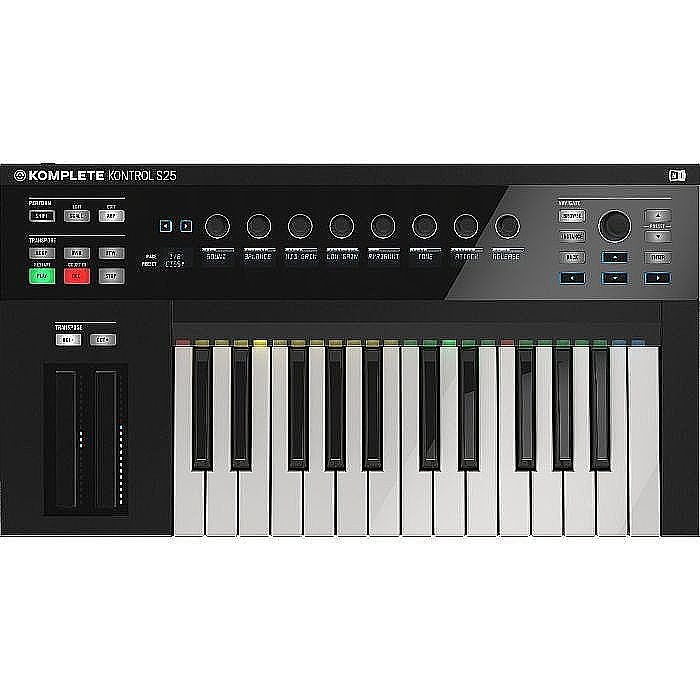 NATIVE INSTRUMENTS - Native Instruments Komplete Kontrol S25 Keyboard