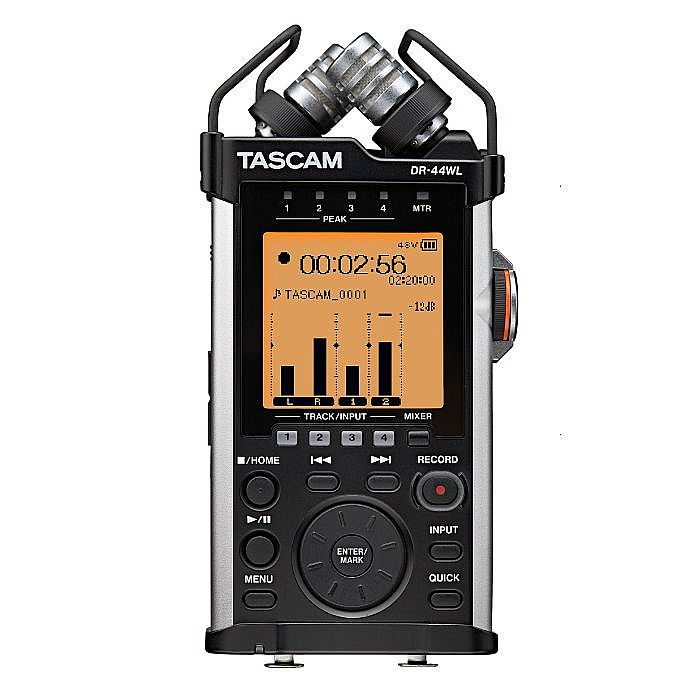 TASCAM - Tascam DR 44WL Portable Handheld Recorder With Wifi