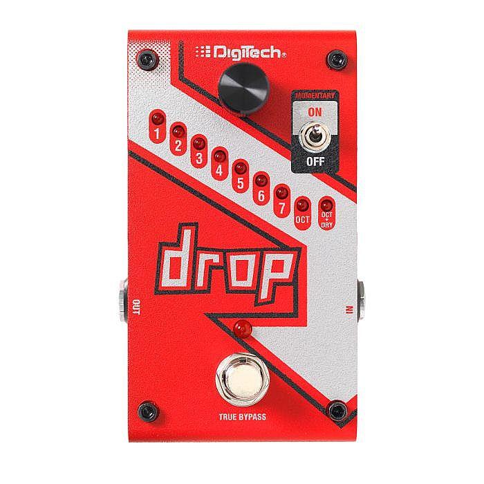 DIGITECH - Digitech Drop Polyphonic Drop Tune Pedal