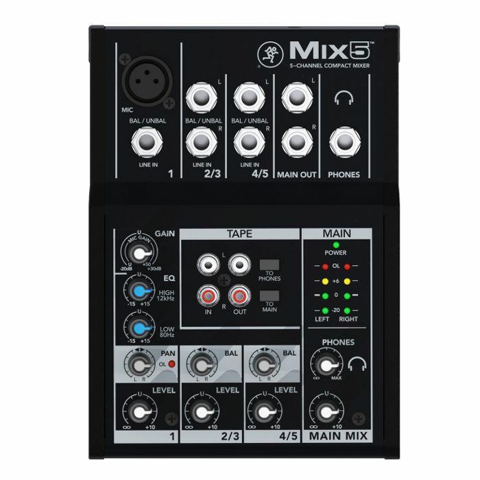 MACKIE - Mackie Mix5 Compact Mixer